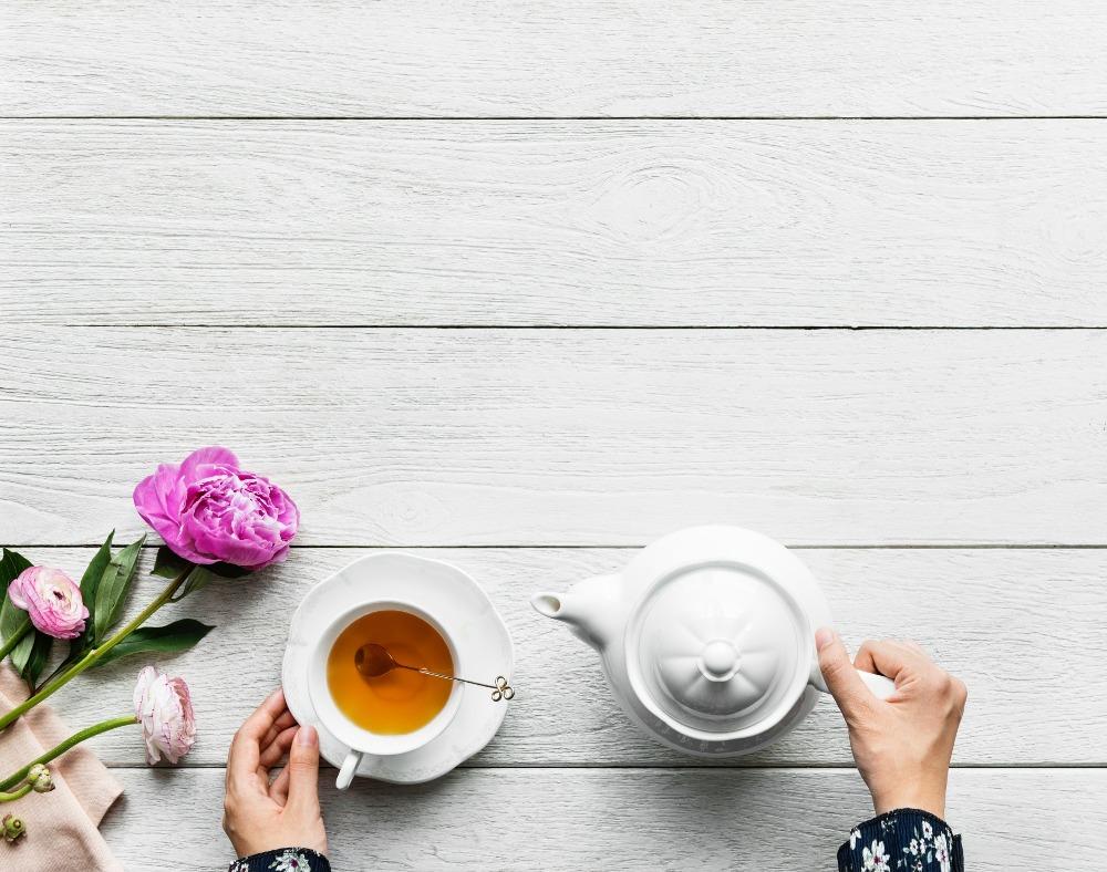 El té y el café tienen sustancias antioxidantes que ayudan a la pérdida de peso